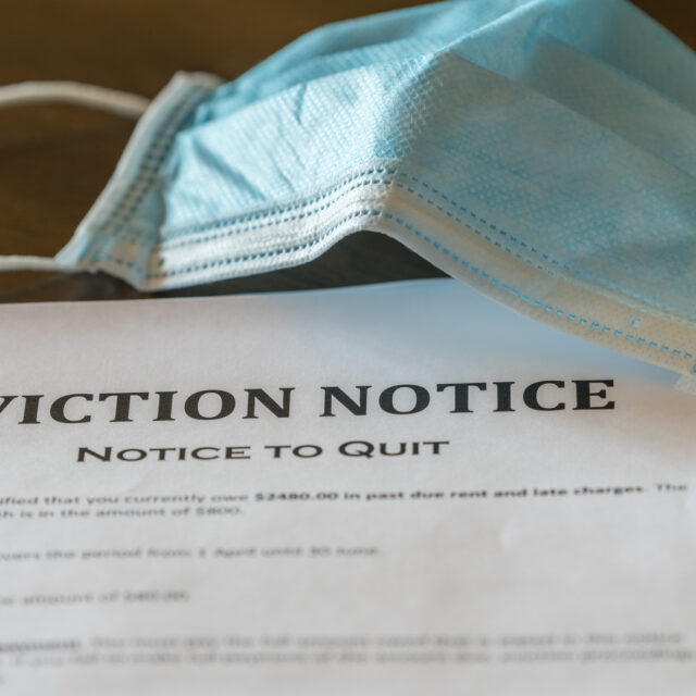 Eviction worries mount as CDC moratorium is set to end