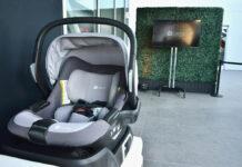 A child car seat