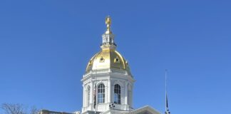 State house dome