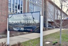 Manchester School District headquarters