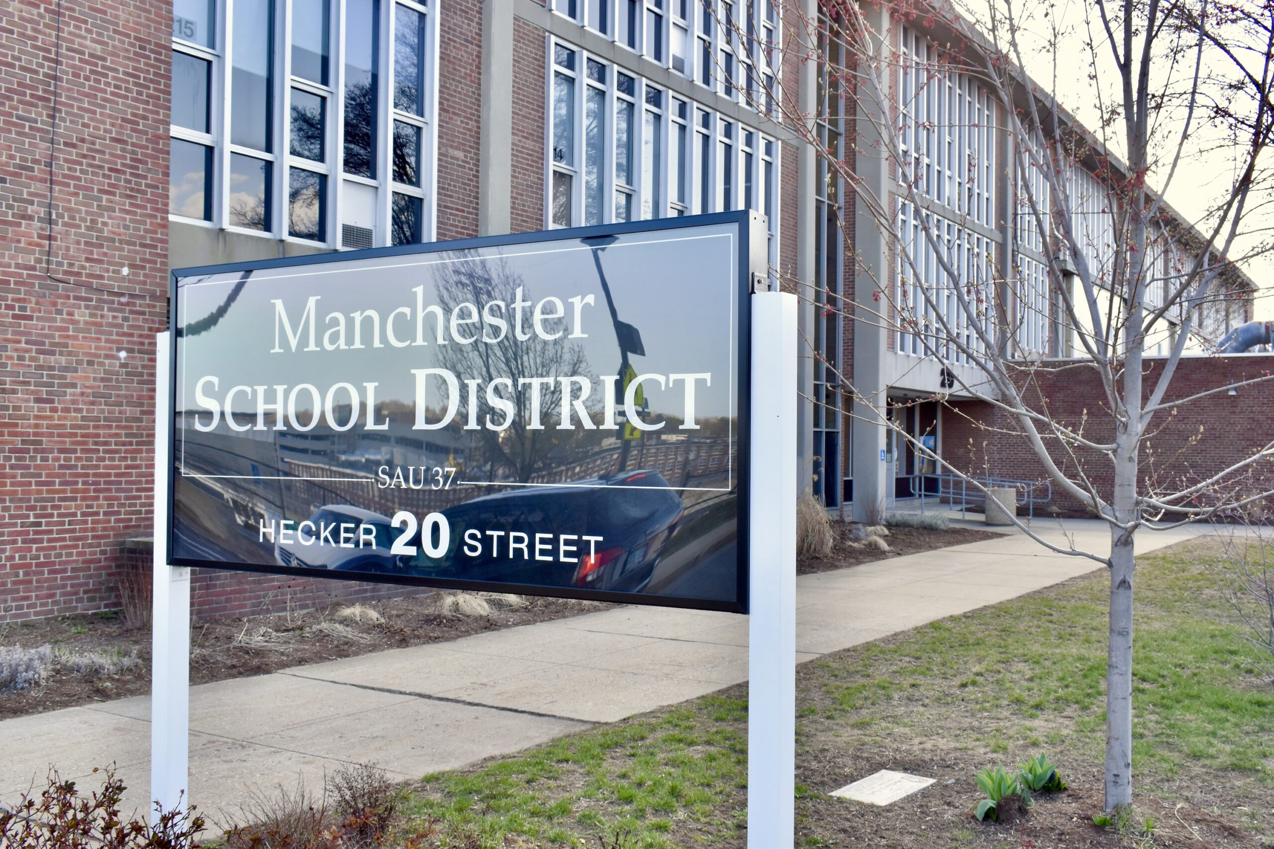 Manchester School District headquarters