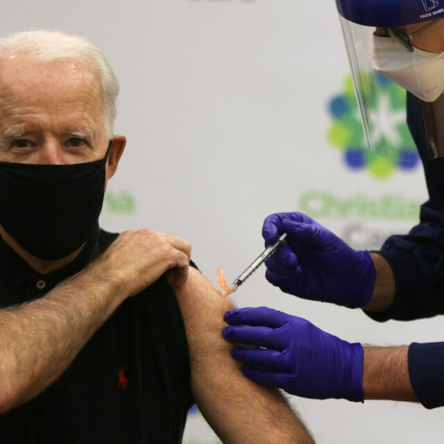 States with higher vaccine demand will be able to request more from federal government