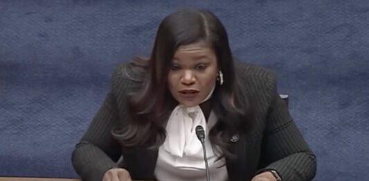 Cori Bush testifies