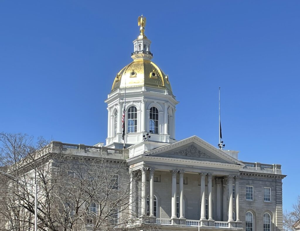 State House exterior