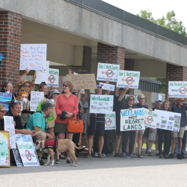 Public hearing on proposed Dalton landfill draws a crowd in opposition