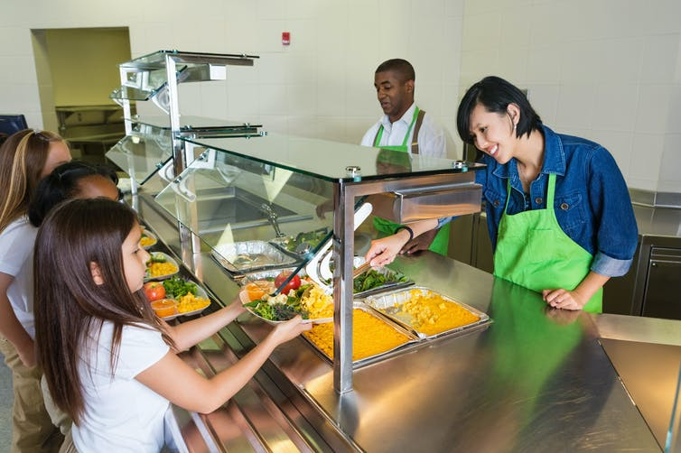 Commentary: Free school meals for all children can improve kids'health
