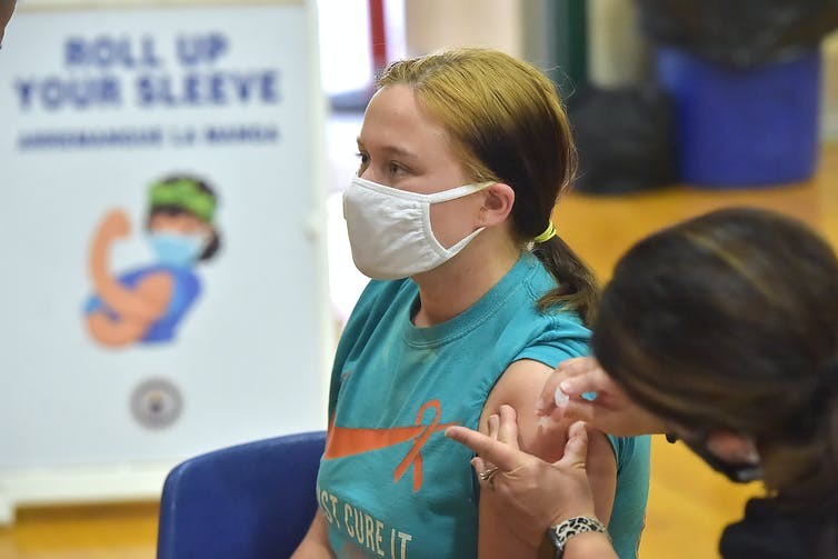 Commentary: Do teens have the right to be vaccinated against their parents' will?